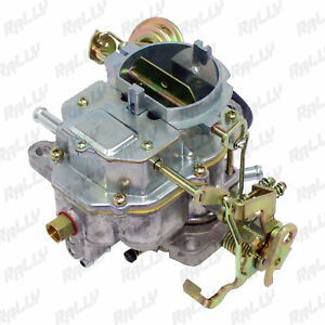158 New Carburetor Carter Style Bbd High Top Dodge 273 318 340 360 8 Cyl 72 85
