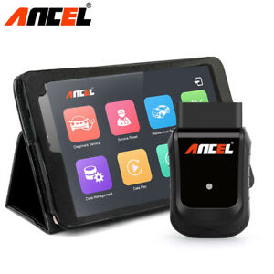 Ancel X5 Wifi Full System Obd2 Car Diagnostic Auto Scanner Airbag Abs Dpf Reset