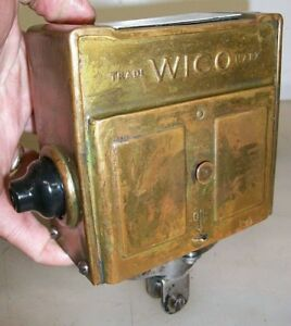 Wico Ek Magneto Old Hit And Miss Gas Engine Mag Hot Hot Hot