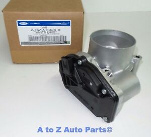 New 2011 2017 Ford F150 Mustang Taurus Edge Etc 3 5 Or 3 7 Throttle Body Oem