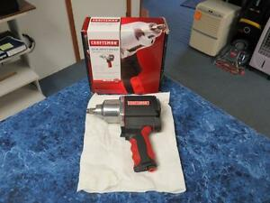 Craftsman 1 2 Air Impact Wrench 916882 Brand New