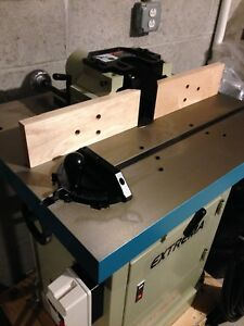 Extrema Et 100 Spindle Shaper 3 Hp Single Phase