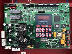 Fire lite Ms 5210ud Fire Alarm Control Panel