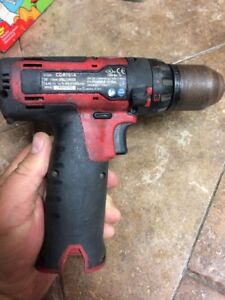 Snap On Cdr761 Lithium Cordless Drill For Parts