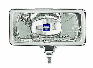 Hella 005700471 550 Driving Light clear Lens H3 12v Sae ece New