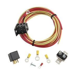 Mr Gasket 40h Fuel Pump Relay High Quality Wire Electric 12v 40 A Relay