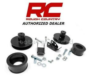 1997 2006 Jeep Tj Lj Wrangler 4wd 2 Rough Country Suspension Lift Kit 658
