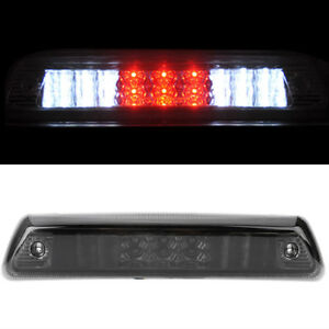 Led Smoke 3rd Third Brake Tail Light For Ford F150 2009 2010 2011 2012 2013 2014