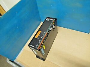 Electro craft Reliance Electric Servo Drive Bru 200 Dm 20 9101 1132 Rev J 1ph