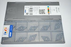 10 New Iscar Tool Dnmg 431 tf 431 Tf Grade Ic907 Carbide Inserts Dnmg150404 tf