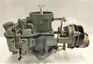 Ford autolite 1100 Carburetor 170 200 Engines new Assembled In The Usa