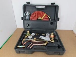 Bernzomatic Oa4000kb Oxygen acetylene Cutting Welding Torch Kit Complete
