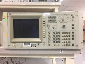 Hp 4194a Impedance Gain phase Analyzer