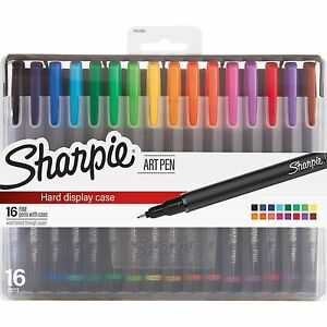 Sharpie Fine Point Art Pens san 1983966 san1983966