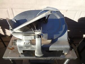 Berkel 808 Meat Cheese Deli Slicer Comes With Sharpener