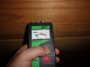 Tramex Compact Moisture Meter For Wood