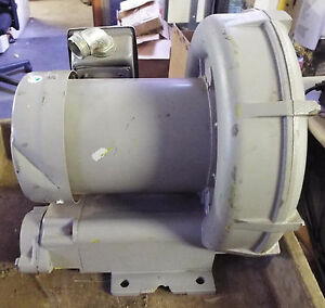 1 Used Fuji Vfc400a 7w Regenerative Blower 3ph 2p 50 60hz make Offer
