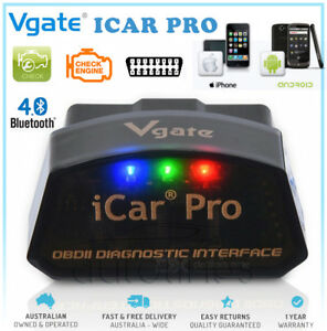 Vgate Icar Pro Bluetooth 4 0 Elm327 Obd2 Car Diagnostic Scan Tool Iphone Android