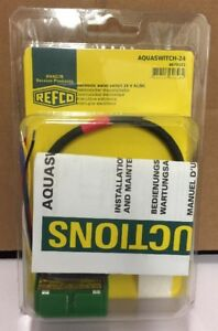 Refco Electronic Water Switch 24v Aquaswitch 24 4679152