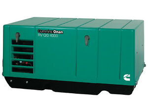 Cummins Onan 4 0 Ky fa 26100 Rv Or Commercial Generator Set Rv Qg 4000