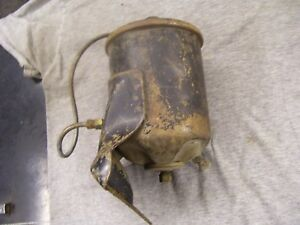 Ford Flathead 59ab Oil Filter Canister