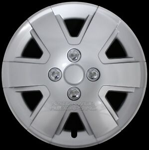 15 Set Of 4 Wheel Covers Hubcaps Snap On Full Hub Caps Fit R15 Tire