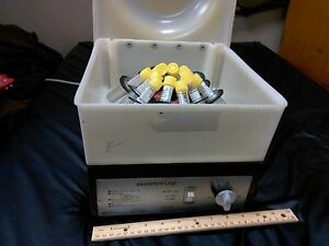 Small Quiet Centrifuge With 40 Tubes Iec Whisperfuge