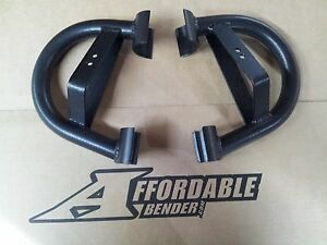 2013 2015 Can Am Maverick Commander Mirror Mounts New Affordable Bender