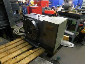 Golden Sun 12 Inch 4th Axis Indexer Rotary Table With Hydraulic Fixture Pump