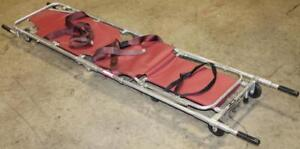 Ferno 107 Stair Chair Stretcher Combo Gurney Ambulance free Shipping