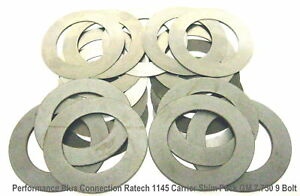 Ratech 1145 Differential Carrier Shim Pack Gm 7 750 9 Bolt Made In Usa