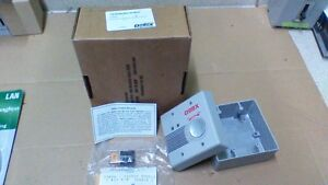 nib Detex Cs940s Cs Series Remote Alarm 100db 9vdc Battery Power