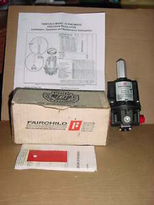 New Fairchild 3 8 Npt Pressure Regulator Tamper Proof 10t 10 10113t 10113 T