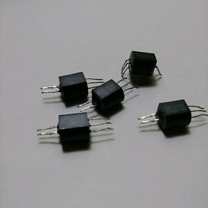 Lot Of 5x Harvested Vtl5c3 2 Vactrol Optocoupler Used