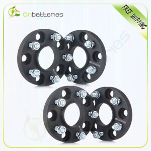 4pc 20mm 5x114 3 Hubcentric Wheel Spacers 12x1 5 For 1995 1997 For Toyota Tacoma