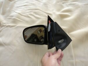 1995 2005 Chevy Cavalier Pontiac Sunfire Mirror Manual Lh Driverside Coupe Oem