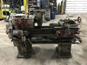 Monarch Engine Lathe 15 X 24