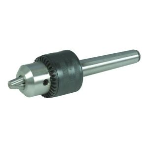 1 2 In Mini lathe Drill Chuck For All Drilling Applications Capacity 5 64 In