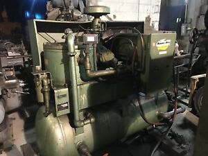 Joy Twistair Rotary Screw Industrial Air Compressor 25hp