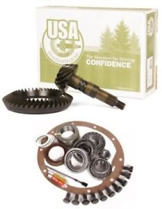 Gm Dodge Dana 60 Front Rear 4 56 Ring And Pinion Master Install Usa Std Gear Pkg
