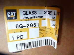 Caterpillar 6g2061 Glass