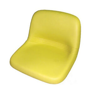 Am103153 Yellow Seat For John Deere 240 245 260 265 285 320 325 335 345 415