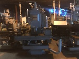 Hurco 3 Axis Cnc Vertical Mill Mb 1 Control 15 X 60 Table