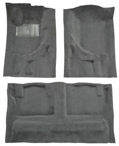 1988 1990 Volvo 740 Gle Carpet Replacement Cutpile Complete Fits 4dr