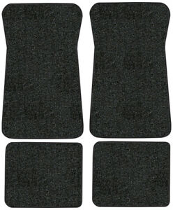 1977 1990 Oldsmobile Custom Cruiser Floor Mats 4pc Cutpile