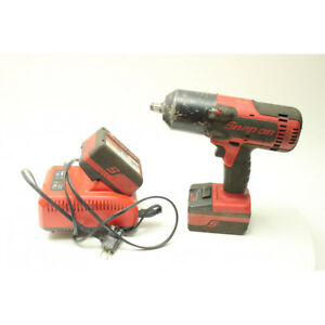 Snap On Ct8850 18 V 1 2 Drive Cordless Monsterlithium Impact Wrench