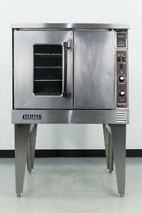 Used Garland Mco es 10e Single Deck Electric Convection Oven Full Size