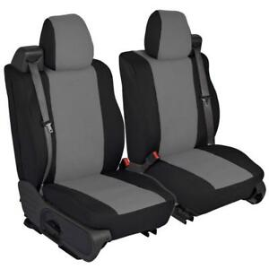 F150 Pickup Truck Black Neoprene Car Front Center Jump Seat Cover For 04 08 Ford