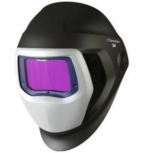 New 3m Speedglas 9100xx Black Auto Darkening Filter Welding helmet 3m 9100 Xx