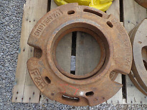 John Deere Allis Chamblers Farmall F h Wheel Weights Wno161g Set
